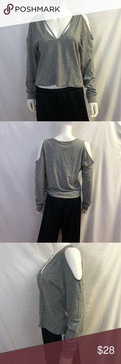 1d01e58c371 M Pink Victoria s Secret Shirt NWT Pink Victoria s Secret Shirt NWT Gray  Size Medium with shoulder