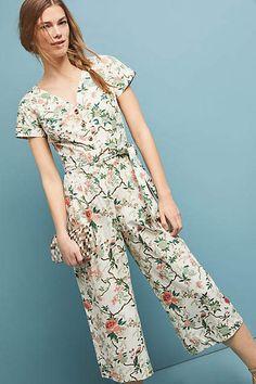 Gal Meets Glam Sophia Floral Jumpsuit 1fb545f82