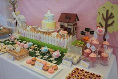 Farm Animal Barnyard Kid's Birthday Party