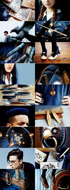 """""""…in wise old Ravenclaw, If you've a ready mind, Where those of wit and learning, Will always find their kind."""" (x)"""
