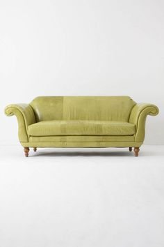"""Unexpected things from Anthropologie.  I see things like this and I say, """"hell I can make that."""" or """"I could reupholster something like that.""""  But then I realize, """"No.  I actually can't.  That's why it's like, a million trillion dollars."""""""