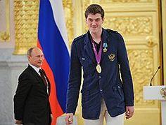 Ъ-Газета - Владимир Путин оставил золото себе