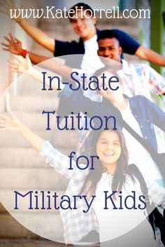 Where Do Military Kids Get In-State Tuition?