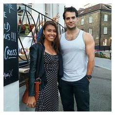 #superman #batmanvsuperman #henrycavill #london