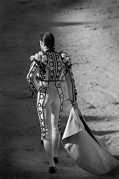 matador fashion - Taking inspiration from the romantic and powerful bull fighters of Spain, these matador fashion examples are nothing short of striking.
