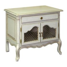 French Country Night Stand in Versailles Finish from PoshTots