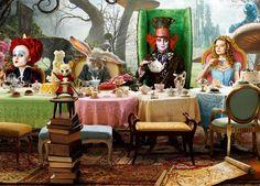 Disney annonce une suite pour Alice au pays des merveilles de Tim Burton