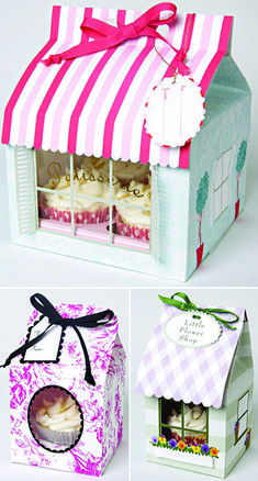 6 Creative Ways to Package Your Cupcakes Cupcake Bakery and Favor Boxes from Hey Yo Yo Etsy Cupcake Packaging, Dessert Packaging, Bakery Packaging, Food Packaging Design, Cute Packaging, Cupcakes Packaging Ideas, Cake Boxes Packaging, Cupcake Shops, Cupcake Bakery