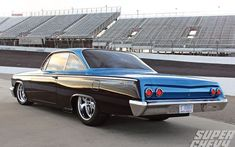 1962 Chevy Bel Air Exclusive Photos