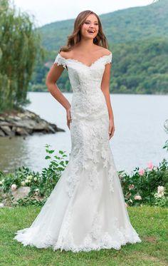 e57e75ac48 6155 - Lyra - Sweetheart by Sincerity Bridal 6155
