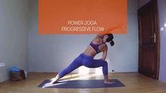 Power Joga | 75 minút Love My Body, Things I Want, Sporty, Yoga, Fitness, Youtube, Youtubers, Youtube Movies