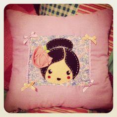 Cute Pillow.