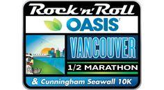2014 Half Marathon in every season goal! The Vancouver Rock 'n' Roll Half Marathon will be my Fall race on Sunday October 26, 2014.