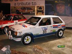 Vauxhall Nova - Colin McRae