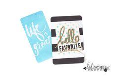 Color Magic Project Life Card @heidiswapp @createoften @beckyhigginsllc #projectlife #hsprojectlife #colormagic