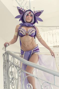 Jessica Nigri || Espeon | Flickr - Photo Sharing!