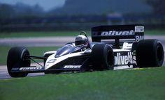 Elio de Angelis-Brabham BT55-Brazil-1986