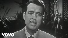Tennessee Ernie Ford - Just A Closer Walk With Thee (Live) Christian Singers, Christian Music, Country Music Videos, Country Songs, Good Music, My Music, Tennessee Ernie Ford, Gaither Vocal Band, Southern Gospel Music