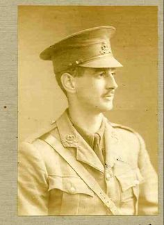 Lieut. Anthony Edward King Slingsby. 1/6th Bn, The Duke of Wellington's (West Riding Regiment). Educated St. Edmund's School, Hindhead, St. Peter's College, Radley, gained an exhibition at Exeter College, Oxford, where he was captain of boats. KIA near Ypres 16.07.1915 aged 26. Buried Bard Cottage Cemetery. Grave Ref: I. E.14. Son of John Arthur and Amelia Frederica Slingsby, of Carla Beck, Carleton-in-Craven, Skipton, Yorks.