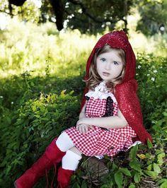 Foto de Caperucita roja