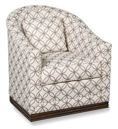 Fairfield 6118 31 Swivel Chair Available At Hickory Park Furniture  Galleries | Swivel Chairs | Pinterest | Swivel Chair