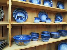 Alewine Pottery on the Arts and Crafts Loop at Gatlinburg, Tenn