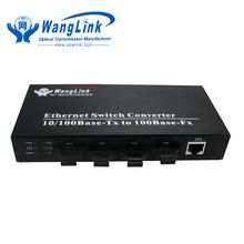 Fiber Media Converter, Fiber Media Converter direct from Shenzhen Wanglink Communication Equipment Technology Co., Ltd. in China (Mainland)