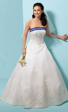 Allure Bridals 9072 1000 Size 8
