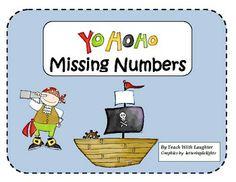 Pirate Missing Addends