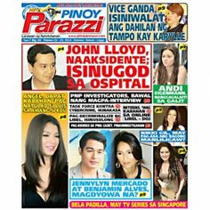 Pinoy Parazzi Vol 7 Issue 28 – February 21 – 23, 2014 http://www.pinoyparazzi.com/pinoy-parazzi-vol-7-issue-28-february-21-23-2014/