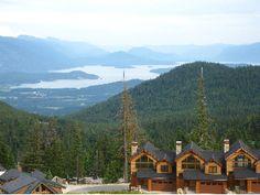 Schweitzer Mountain Resort, Northern Idaho
