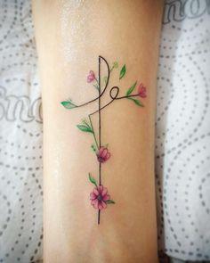 Tatuagem fé