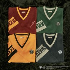 SPAO x Harry Potter - Hogwarts House Pajamas. For the true fans of Harry Potter, your collection will not be complete without this pajamas set adorned with your chosen Hogwarts house logo. Only on Harumio. Harry Potter Room, Harry Potter Outfits, Harry Potter Theme, Harry Potter Aesthetic, Harry Potter World, Harry Potter Hogwarts, Hogwarts Founders, Hogwarts Uniform, Harry Potter Collection