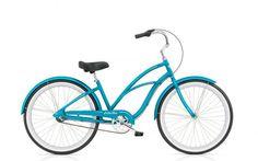 http://electrabike.com - Electric Turqoise - Cruiser Bike-   maybe Birthday???