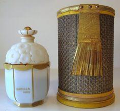 Home Decor Objects : Extremely Rare Baccarat MON Talisman 1926 Perfume Bottle Gabilla Paris France