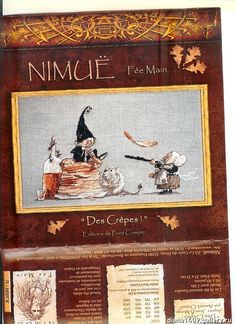 Nimue Pancakes...  Gallery.ru / Photo # 4 - Nimue - Des Crepes! - Ombredenuit