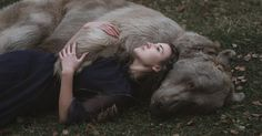 Picturesque Fairytale Photography Made Magical with Real Life Animals