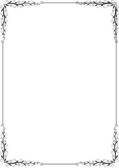 1000 images about Borders and Frames on Pinterest  Borders and frames Vintage clip art and