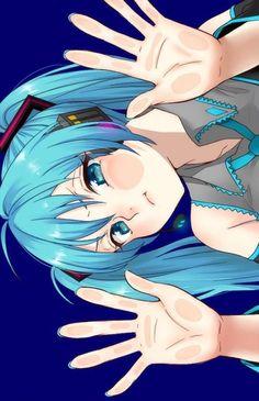 Cool Hatsune Miku wallpaper ! #vocaloid