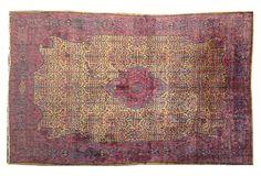 Antique Indian Kashan, 15 x 119 on OneKingsLane.com