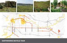 Earthworks Bicycle Tour in #SeattleSouthside