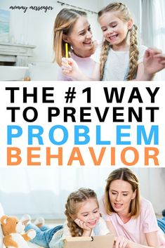 Best Behavior Management Tips and Strategies for Toddler Parents - Fun Ideas for Spending Quality Time With Kids - The Way to Prevent Problem Behavior Parenting Toddlers, Good Parenting, Parenting Hacks, Behavior Management, Management Tips, Kids Fever, Toddler Behavior, Raising Girls, Before Baby