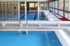 Piscina interior de Ponte da Barca Floorgres swimming pool series