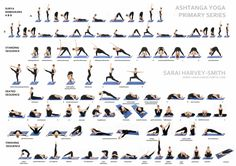 Ashtanga Primary Series Be on the lookout for this in classes!