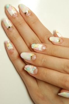 Chic and Simple Nail Art