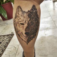 art by alina bogachuk - tattooed by zumbis tattoo