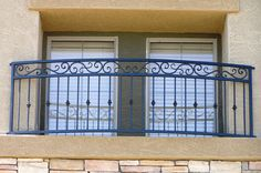 Residential Ornamental Balcony Railing