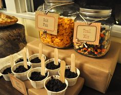 More fun camping snacks- A Southern Outdoor Cinema movie snack & food idea for backyard movie night.