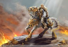Anduin Llane Wrynn by KatrinDin on DeviantArt World Of Warcraft Game, World Of Warcraft Characters, Fantasy Characters, Warcraft Funny, Warcraft Art, Takashi Shirogane, Tomb Raider Cosplay, Heroes Of The Storm, Fantasy Armor