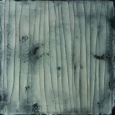 Hideaki Yamanobe-acrylic and sand on canvas